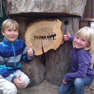 CLIMB UP! in Hennigsdorf - Klettern direkt auf der ehemaligen innerdeutschen Grenze