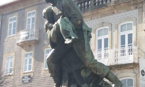 Monumento ao Bombeiro Voluntario