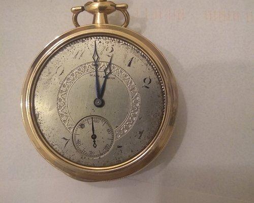 Reloj Hamilton del 1917