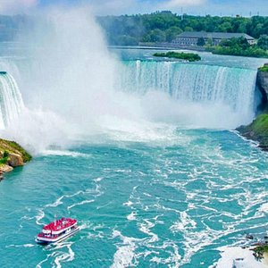 Hornblower and Canadian Falls