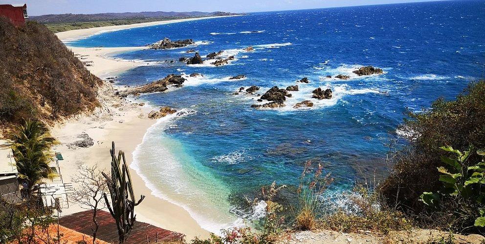 Playa cuatunalco