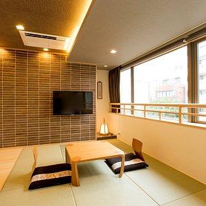 和室 (小) Japanese Tatami Room (Small)
