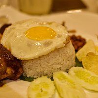 I am shocked.  Nasi lemak in Cambodia.  I will be BACK more offen.