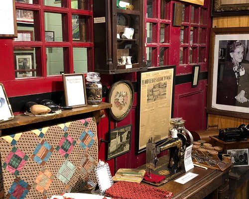 Littleton Area Historical Museum is a gem! So much to see. Right in basement of Opera House right on Main St. Free parking and admission!