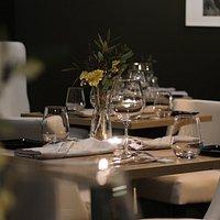 Espace intime. // Le Lab Restaurant