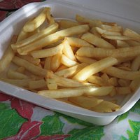 Our Take-away Chips from Ocean Crest Cafe