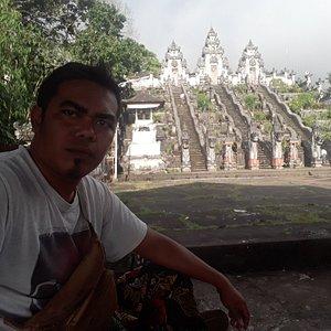 east bali trips , gate of heaven bali