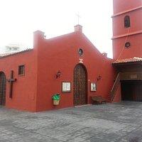 Iglesia de San Eugenio (Costa Adeje,Tenerife)