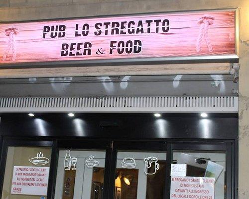Pub ristorante Lo Stregatto  beer and food  entrata