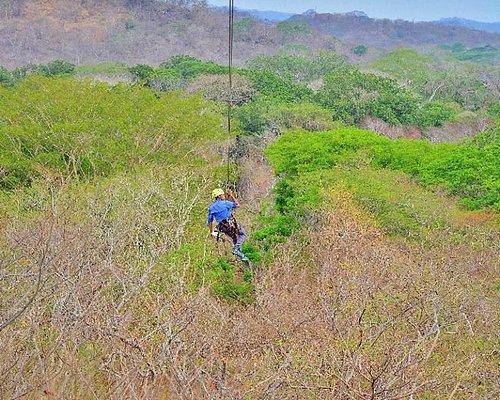 Canopy at  #tamarindoecoadventure
