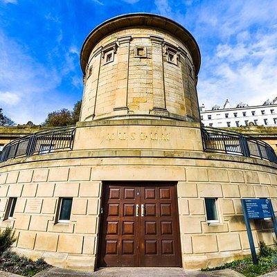 Rotunda Museum Exterior