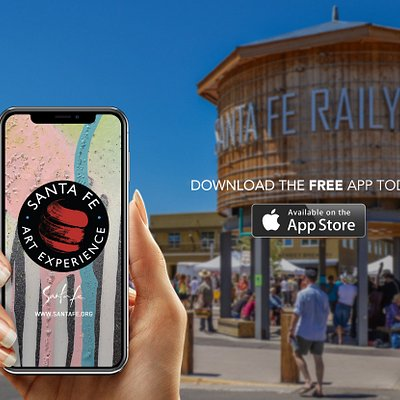 """The Santa Fe Art Experience App uses new technology to transform the sport of gallery hopping. """"It's like Yelp for art and artists"""""""