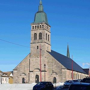 l'église St Barthélémy