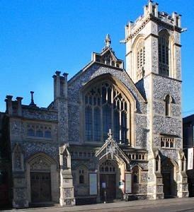 Cambridge Korean Church since 1989