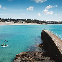Discover Jersey's coastline, it's packed with activities and experiences to explore.
