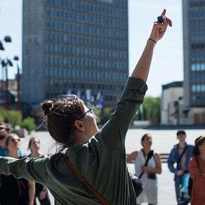 Ljubljana Urban Tours: we run various tours, including Ljubljana Feminist Tour, Ljubljana Post-Communist Tour, Ljubljana Alternative Tour, Classic Ljubljana w/ Urban Twist