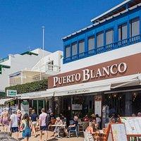 Restaurante Puerto Blanco, Playa Blanca Lanzarote