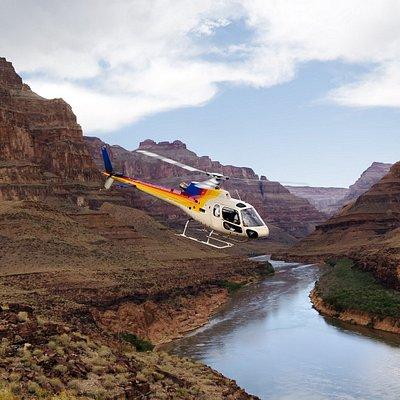 Passeios ao Grand Canyon Oeste de helicóptero
