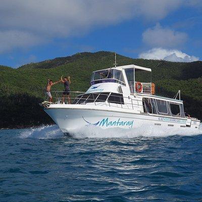 MV MANTARAY <3