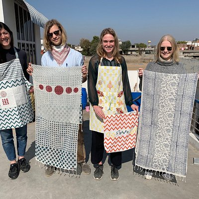 Print your own apron, scarf, tote bag, or bandana!