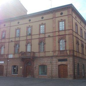 Casa di Colomba Antonietti