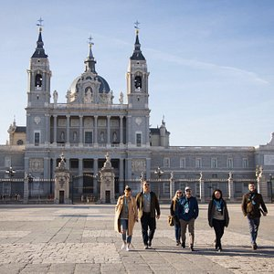 Take Walks on our Early Access tour of Madrid's Royal Palace with our Madrid in a Day all-inclusive tour!