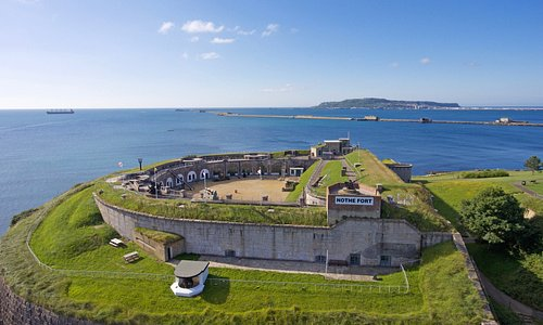 Nothe Fort on the Jurassic Coast Dorset