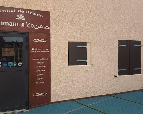 HAMMAM DI KOUCA Spa & Institut de beauté Nous aurons le plaisir de vous recevoir du Lundi au Dimanche  de 10H00 à 19H00