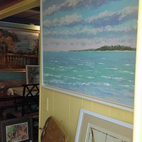 Original oils, acrylics and water colors of our beautiful paradise!