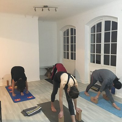 Centre de Yoga Iyengar de Nice Opéra
