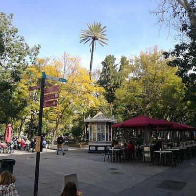 Plaza de la Mina