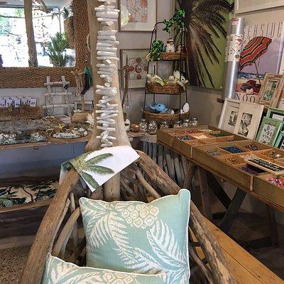 Unique coastal Noosa gifts