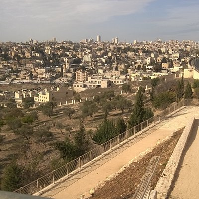 On your way to new Jerusalem, you will have an arial view of the great city
