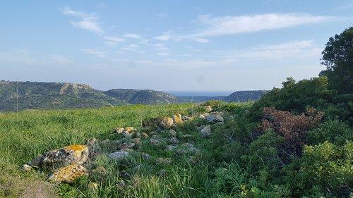 Elisis Kastros Ancient Cave