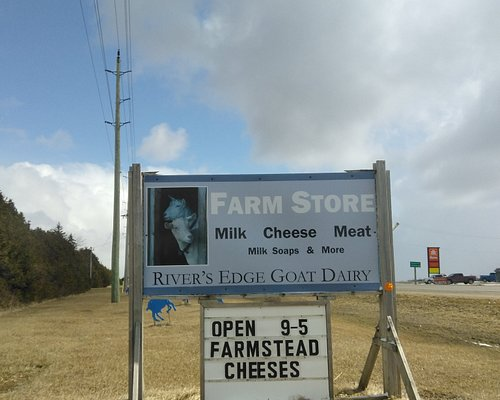 Our roadside sign. Come on in!!