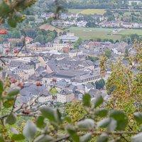 Widok na Echternach
