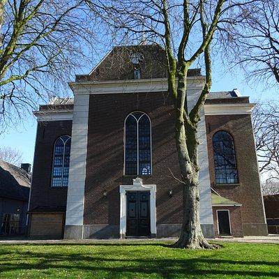 18de eeuwse Amstelkerk uit 1775