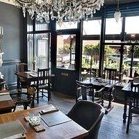 Our Restaurant Interior