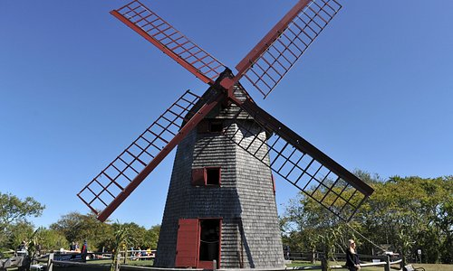Exterior NHA Old Mill
