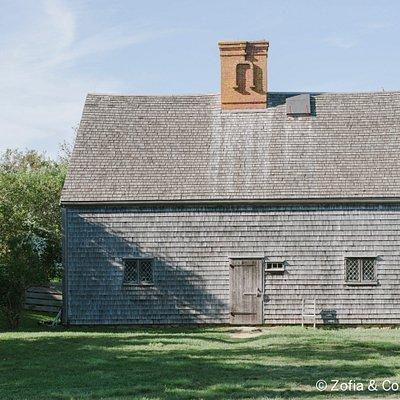 NHA Oldest House Exterior