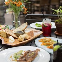 Summer Dining in the Smokies