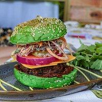 Burger love!