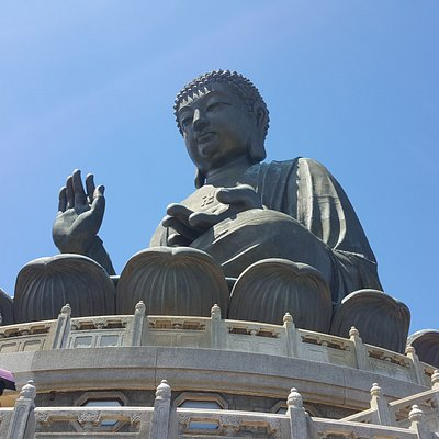 Hong Kong - Lantau Island - Big Buddha