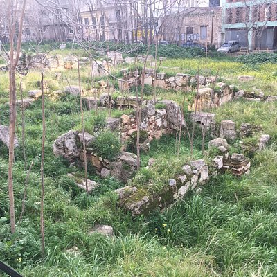 Sítio Arqueológico em Piraeus