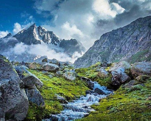 "Har Ki Dun also known as ""Valley of Gods"" a pictorial trek in Uttrakashi."