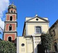 Facciata chiesa Sant'Agrippino piazza Cimmino