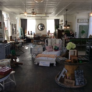 We are the newest home decor store in Sunbury, specializing in upcycled furniture and DIY classes for all skill sets and ages.