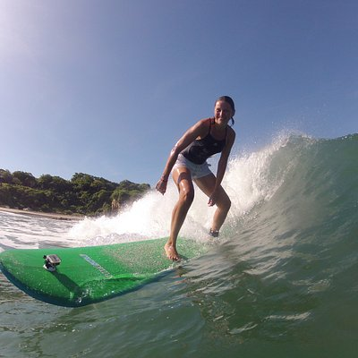 Surf classes with Vidasurf Ecotours