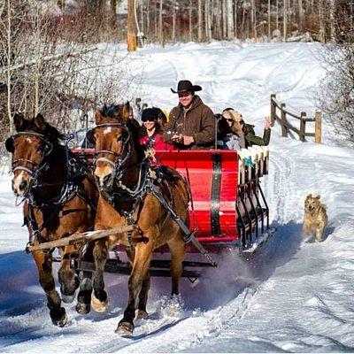 Leavenworth Sleigh Rides