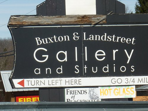 Buxton & Landstreet Gallery and Studios